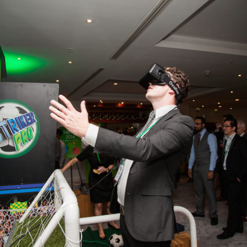 Make Events | Creative Events Agency | VR Event Image
