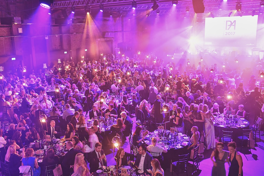 Make Events | Event Management Company Manchester | PA Networks Event