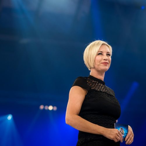 Make Events | Product Launches Company Manchester | Event image Denise Van Outen