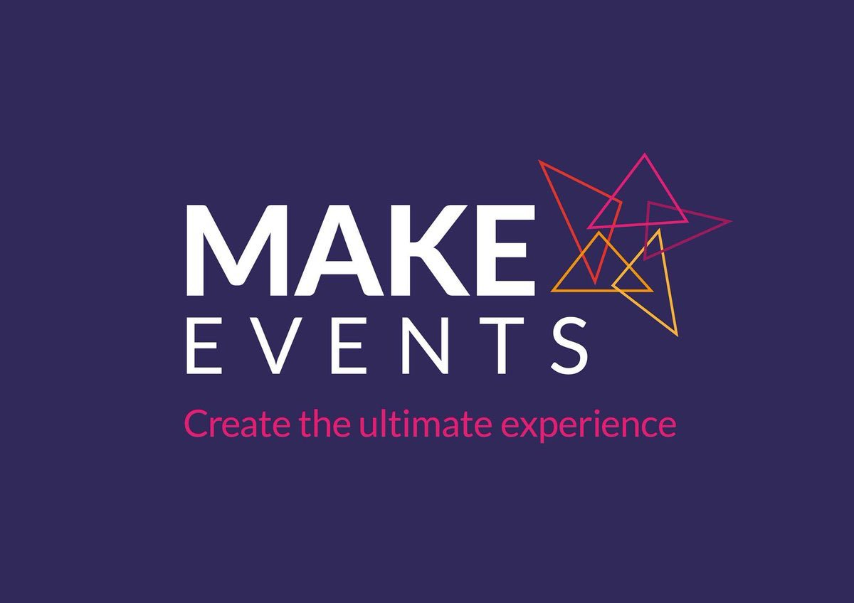 Make Events | Full Service Events Agency Manchester | Logo Image