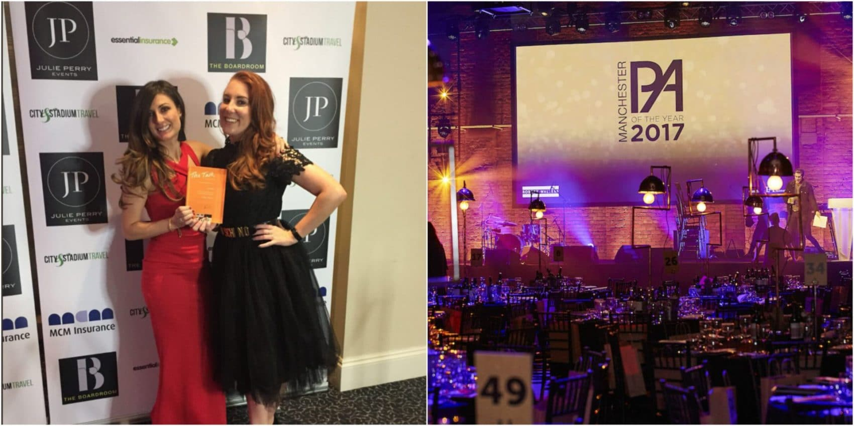 Make Events | Event Management Company Manchester | Holly and Charlotte