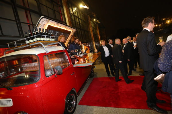 Make Events | Event Management Company Manchester | Outdoor Catering