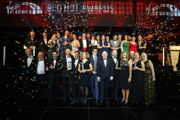 Make Events | Event Management Company | Red Hot Awards