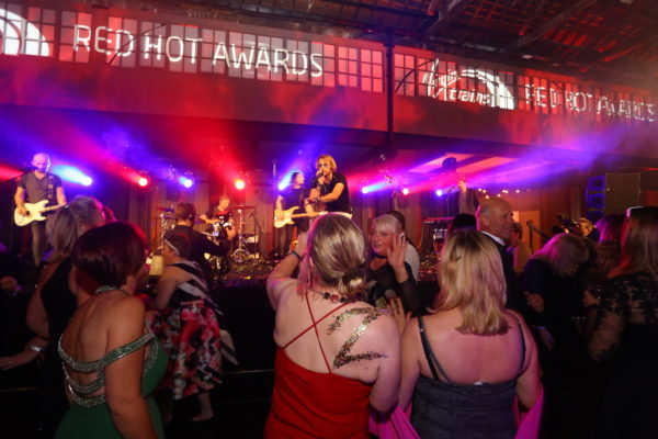 Make Events | Corporate Festivals Management Company | Red Hot Awards