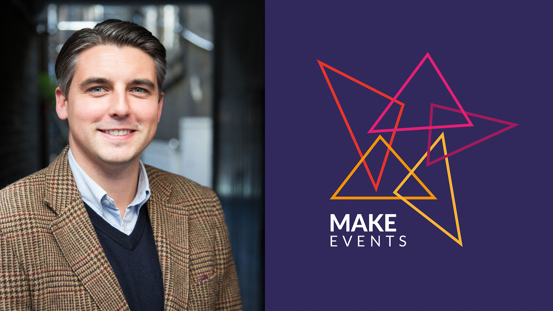 Make Events | Team Off-Sites Company Manchester | Alex