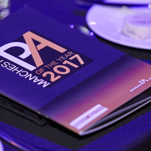 Make Events | Corporate Events Company Manchester | Awards Brochure
