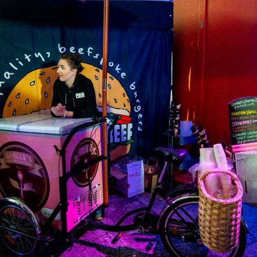 Make Events | Corporate Events Company Manchester | Ice Cream