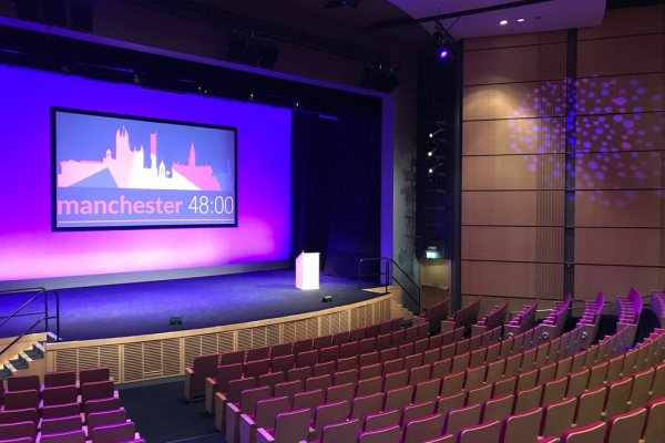 Make Events | Full Service Event Management Manchester | Manchester Central