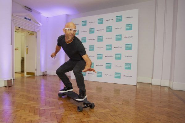 Make Events | Events Company Manchester | Skateboarder