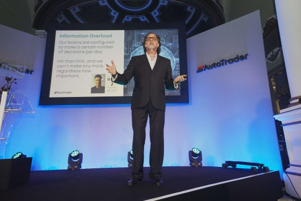 Make Events | Events Company Manchester | Autotrader Speaker