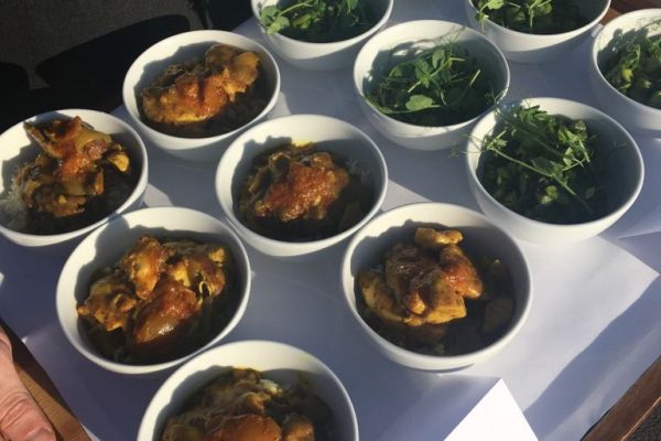 Make Events | Full Service Event Management Manchester | Bowl Food