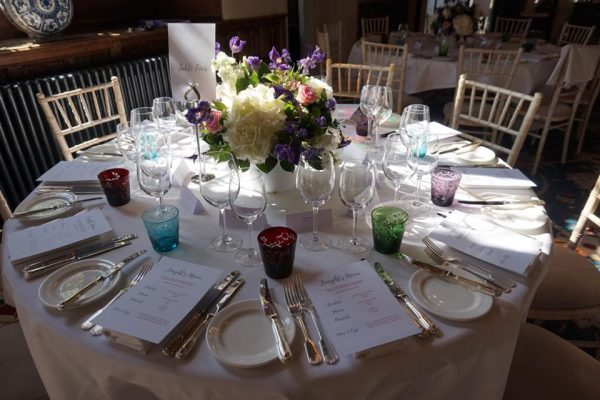 Make Events | Full Service Event Management Manchester | Chairwoman's Dinner