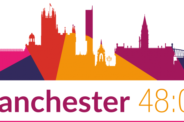 Make Events | Full Service Event Management And Venue Finding Manchester | Manchester 48 Logo