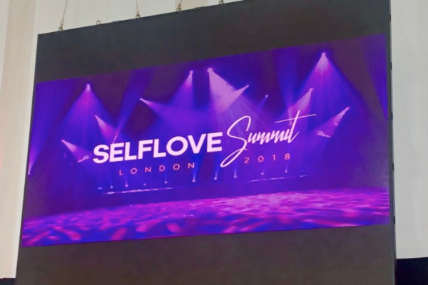Make Events | Full Service Event Management And Venue Finding Manchester | Self-Love Summit Signage