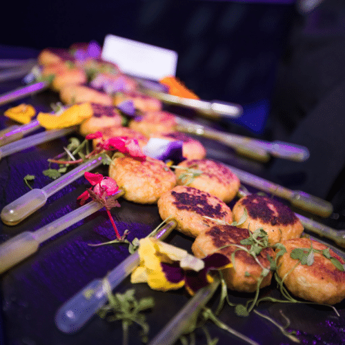 Make Events | Events Manchester | Canapes