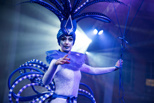 Make Events | Events Company Manchester | Stilt Walker