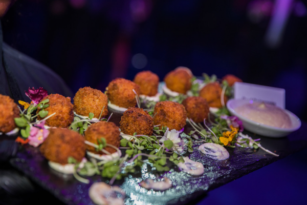 Make Events | Events Company Manchester | Canapes