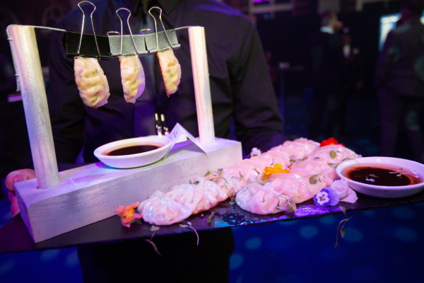 Make Events | Events Organiser Manchester | Canapes