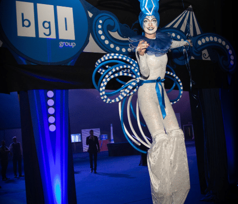 Make Events | Events Organiser | Stilt Walkers