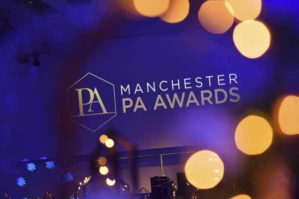 Make Events | Events Company Manchester | PA Awards Logo