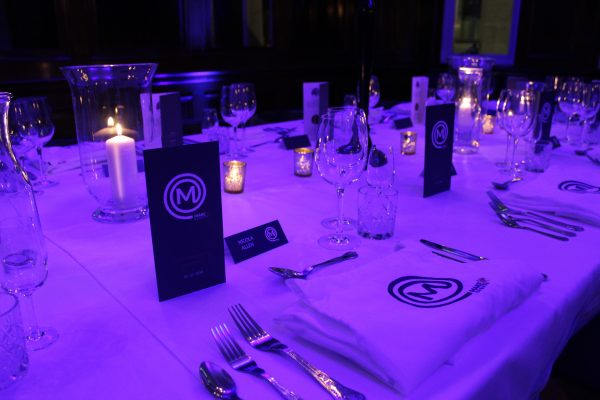 Make Events | Events Company Manchester | Laid Table