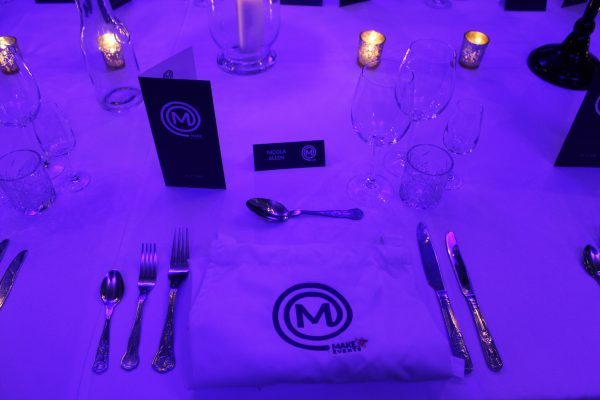 Make Events | Events Company Manchester | Place Setting