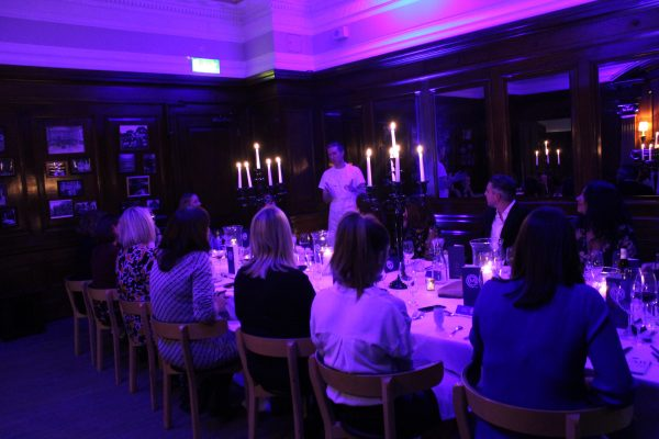 Make Events | Events Company Manchester | Dinner 2