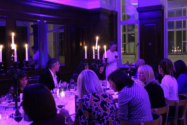 Make Events | Events Company Manchester | Dinner
