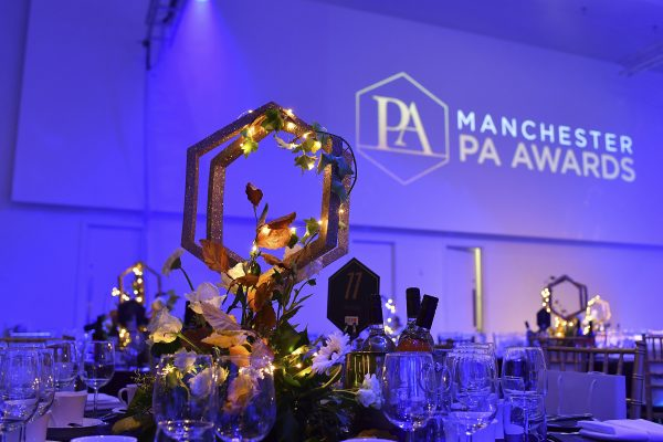 Make Events | Events Company Manchester | Table Glasses