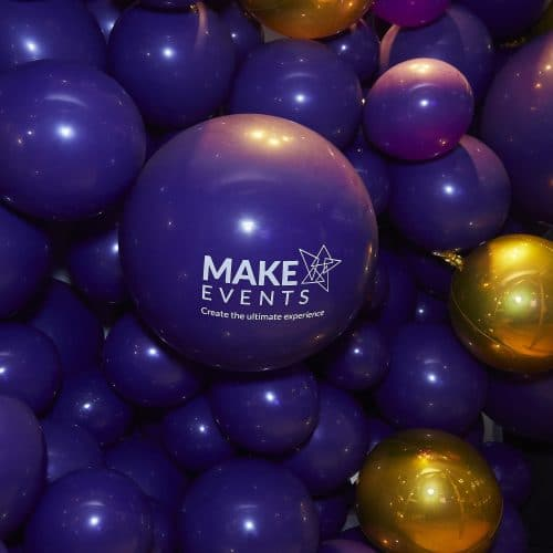 Make Events | Events Company Manchester | Balloons