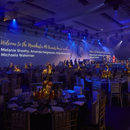 Make Events   Events Company Manchester   The Main Room