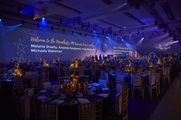 Make Events | Events Company Manchester | The Main Room