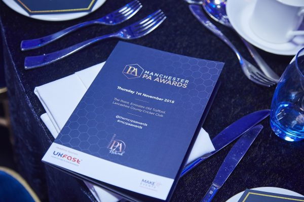 Make Events | Events Company Manchester | PA awards Programme