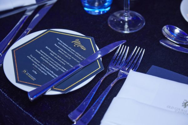 Make Events | Events Company Manchester | Bespoke Menu