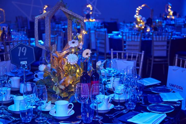 Make Events | Events Company Manchester | Bespoke Table Centres