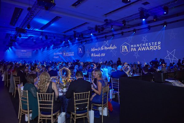Make Events | Events Company Manchester | The main Space at Awards