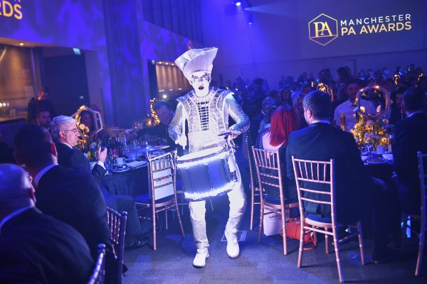 Make Events | Events Company Manchester | Spark Drummer