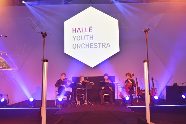Make Events | Events Company Manchester | Halle Youth Orchestra