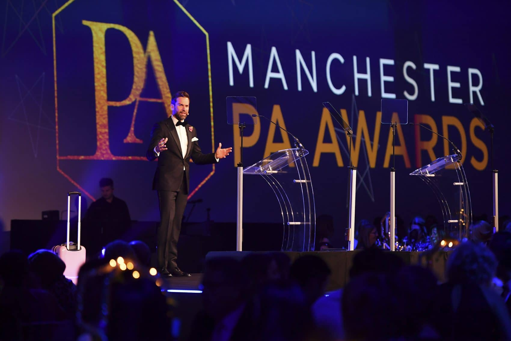 Manchester PA Network's PA Awards Ceremony 2018