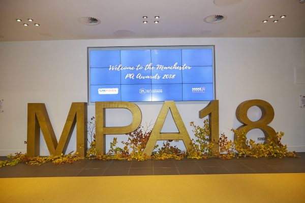 Make Events | Events Company Manchester | MPA Awards 2018