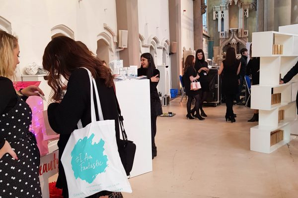 Make Events | Events Company Manchester | Inside Cathedral