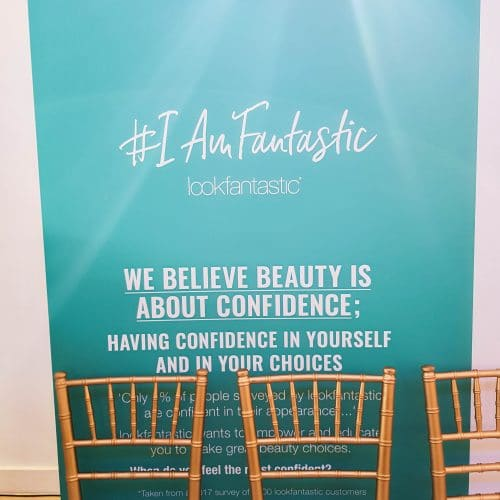 Make Events | Events Company Manchester | I am Fantastic poster