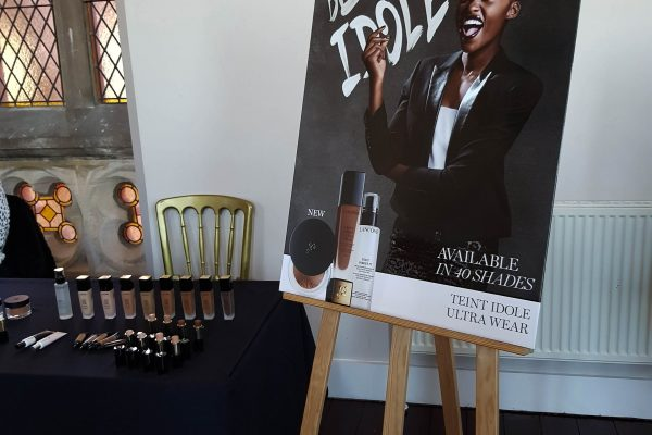 Make Events | Events Company Manchester | Easel and Table