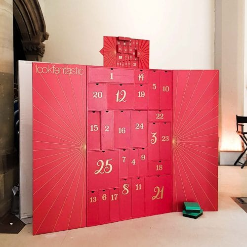 Make Events | Events Company Manchester | Advent calendar