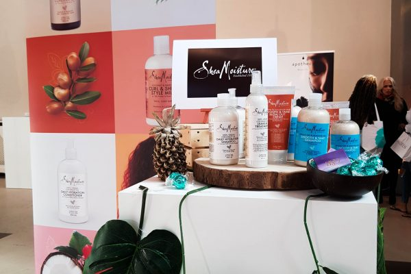Make Events | Events Company Manchester | Skin Product Display