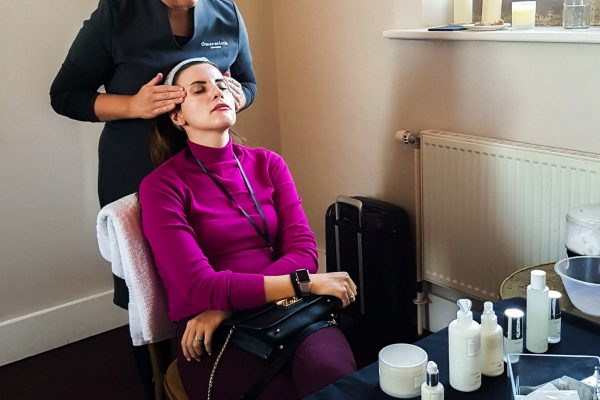 Make Events | Events Company Manchester | Head massage