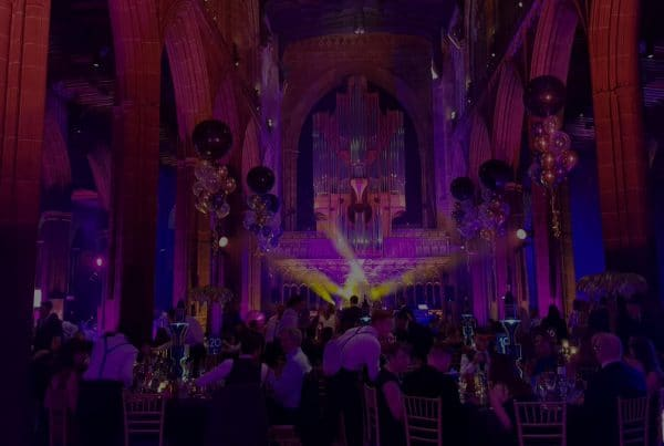 Make Events | Events Company Manchester | Cathedral