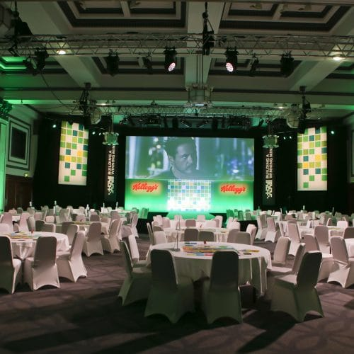 Make Events | Events Company Manchester | Kellog's Conference