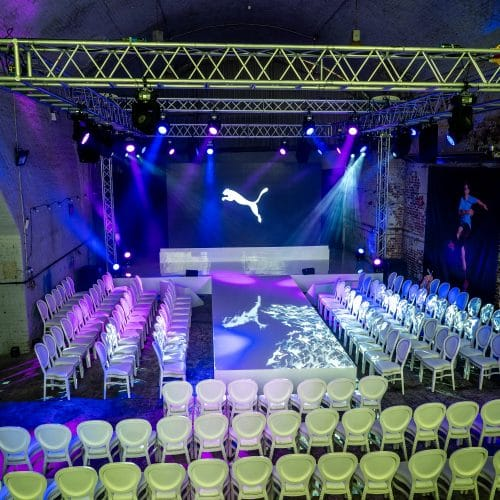 Make Events | Events Company Manchester | Puma Conference