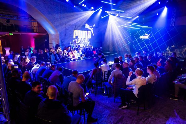 Make Events | Events Company Manchester | Puma Catwalk